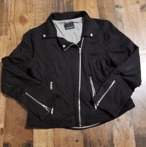 XL Cynthia Rowley Moto Jacket
